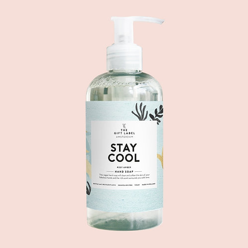 Hand soap 250 ml - Stay cool - High summer