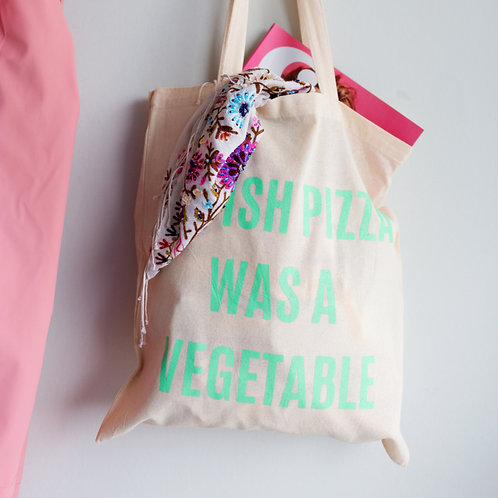 TAS - I WISH PIZZA WAS A VEGETABLE