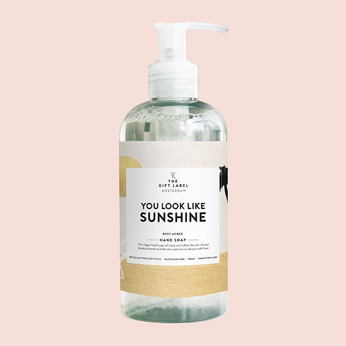 Hand soap 250 ml - You look like sunshine - High summer