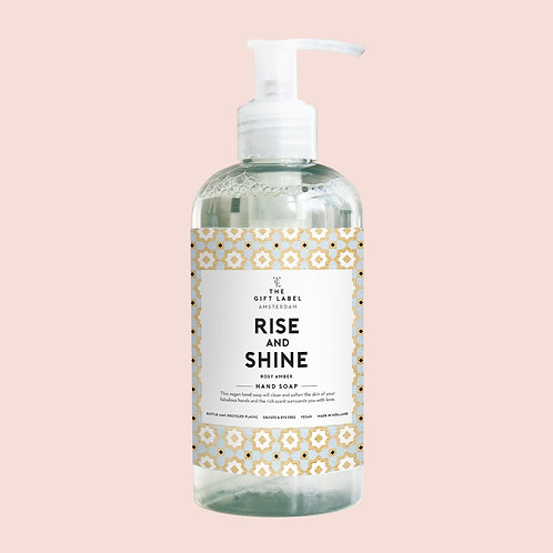 Hand soap 250 ml - Rise and shine - High summer