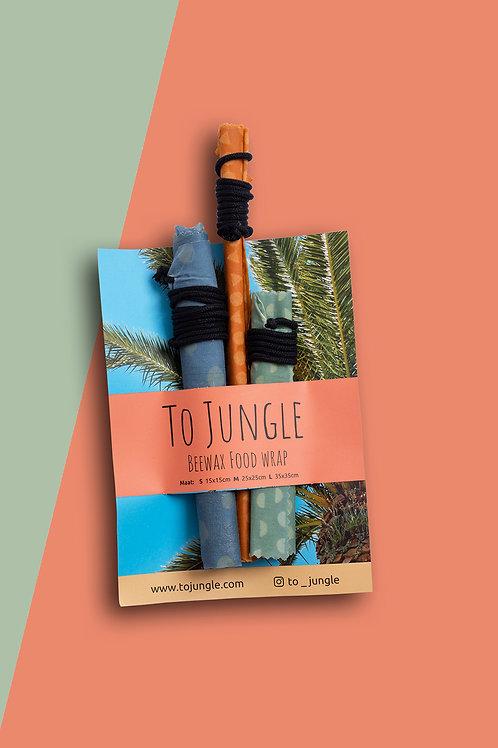 Jungle Vershouddoek
