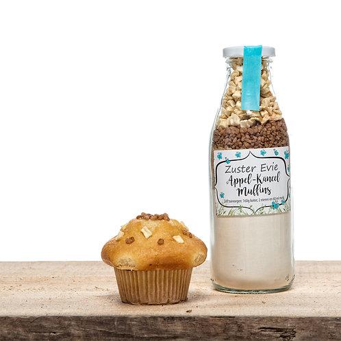 Appel- Kaneel muffins