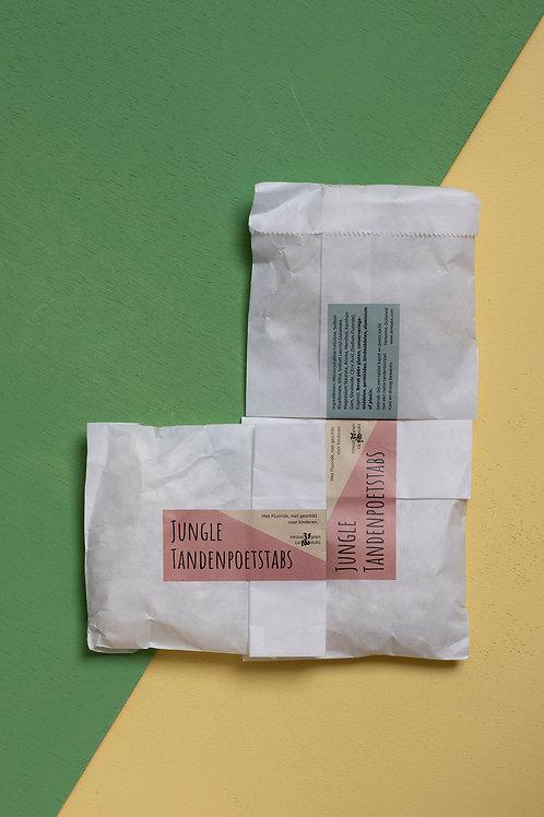 Refill 100 Tandenpoets-Tabs