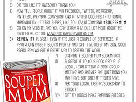 Helping Souper Mum....