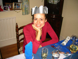 Christmas Blog Party: Tara Guha