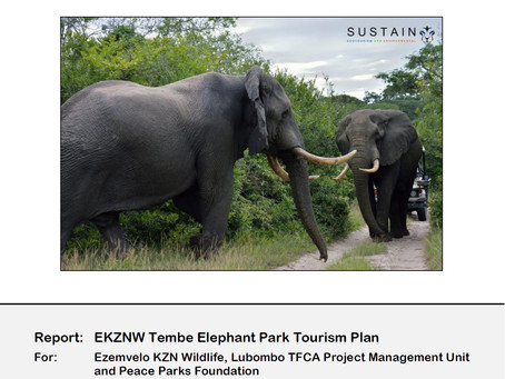 Case Study 1: Tourism planning solutions for protected areas