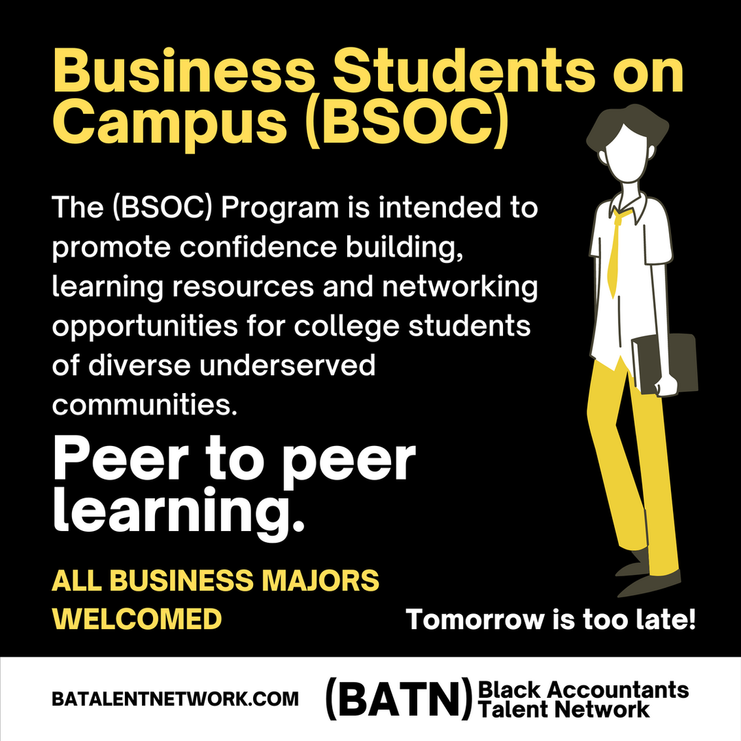 Business Students on Campus (BSOC)