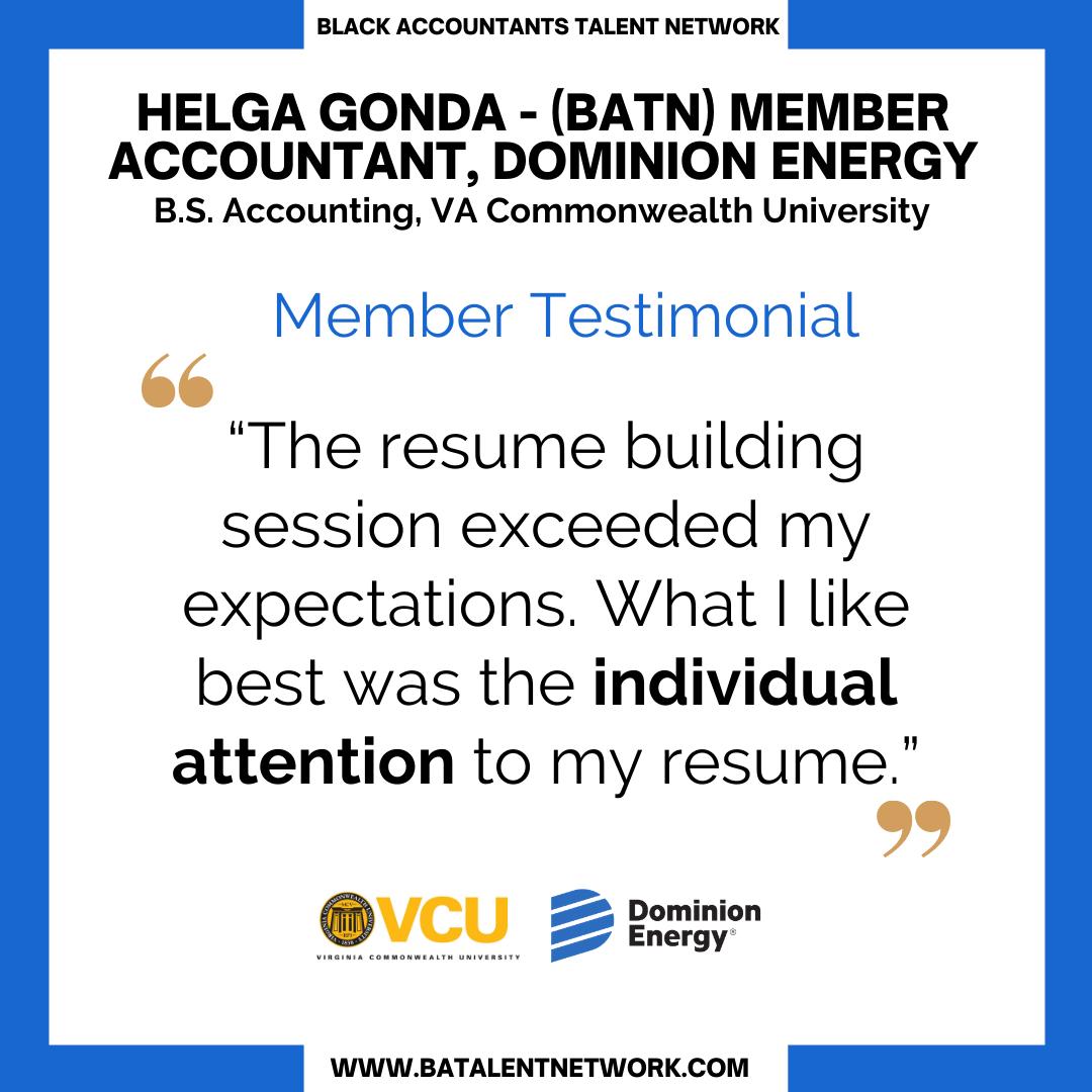 Helga Gonda Testimonial