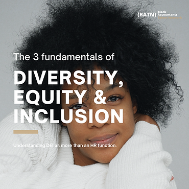 Diversity, equity and inclusion fundamentals