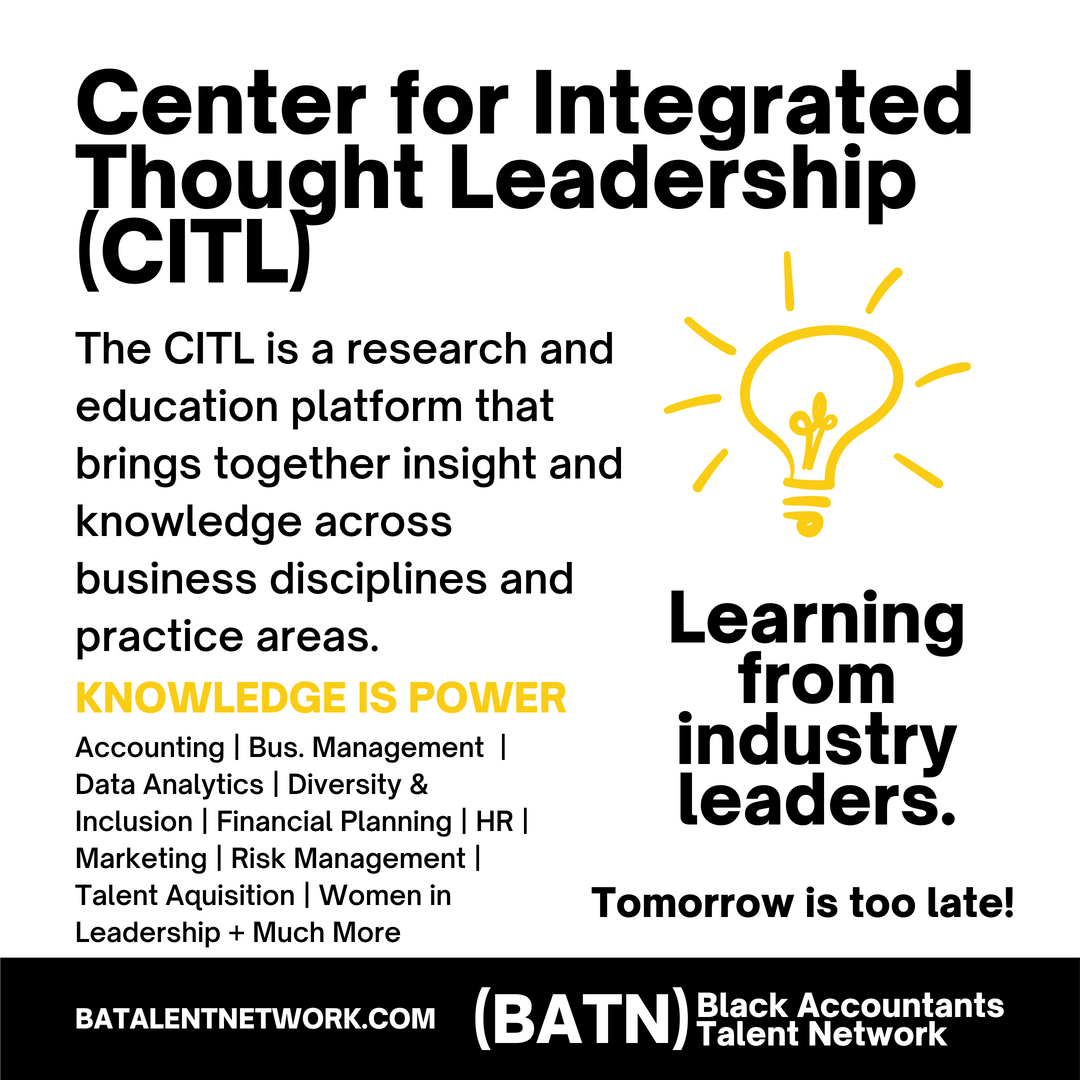 Center for Integrated Thought Leadership (CITL)
