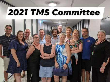 TMS 2021 AGM News and Membership Update