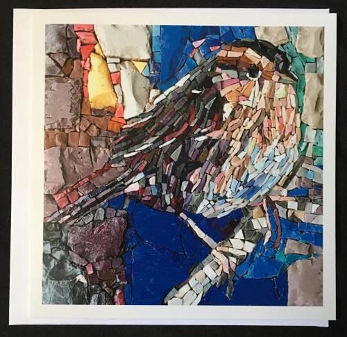 Sparrow Mosaic