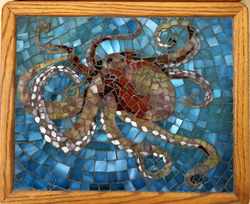 Octopus at Sea