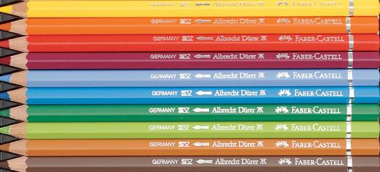 Albrecht Durer Watercolor Pencils