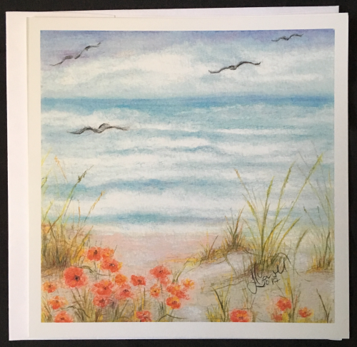 Beach Poppies