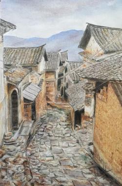 Old Tea & Horse Road, Lushi