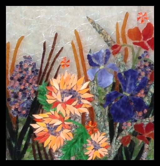 Floral Fantasy II - SOLD