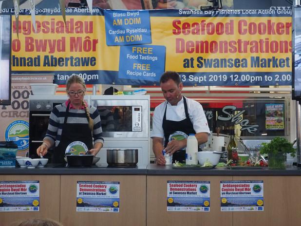 Seafood Demo