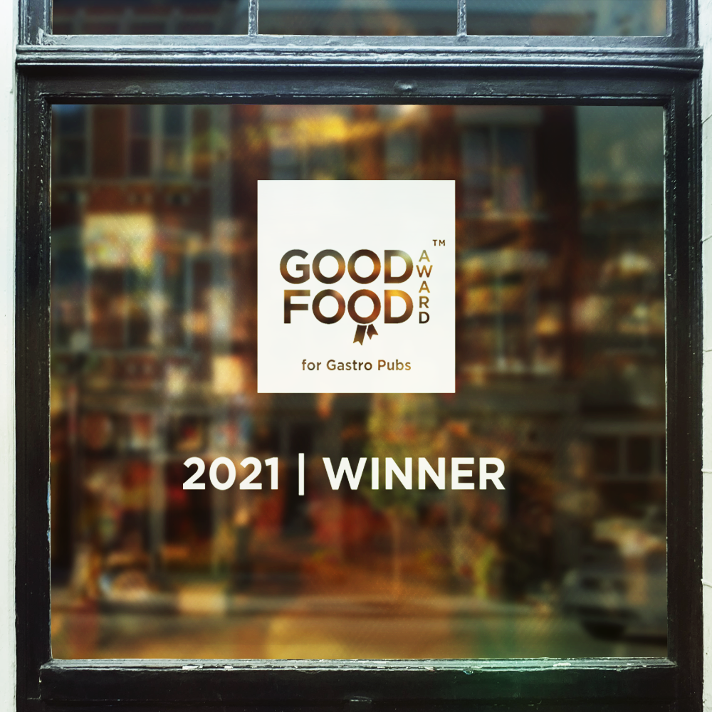 Good Food Award for Gastro Pubs Winners