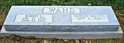 Granite Flat Marker