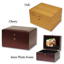 Pet memory chest
