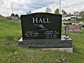 Braido Keeley Hall