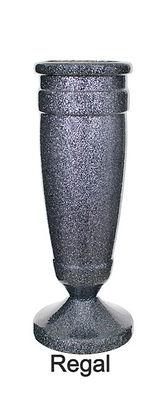 Memorial Upright Vases