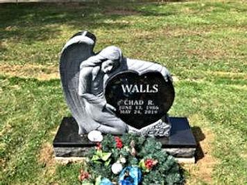 Walls monument