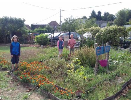 jardin article