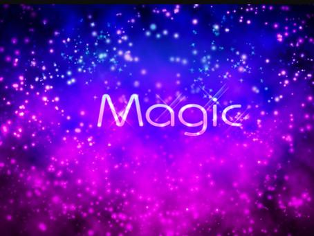 A Little Magic Goes A Long Way