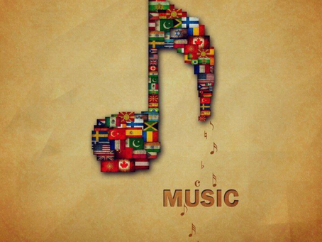 Let's Get Global on Music Education