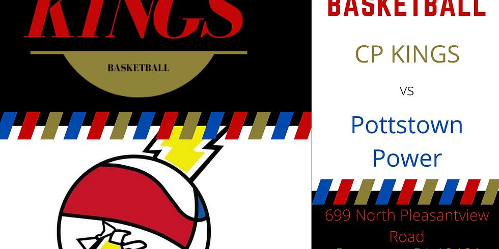 CP KINGS vs. Pottstown Power