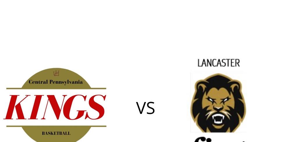 CP KINGS vs. Lancaster Lions