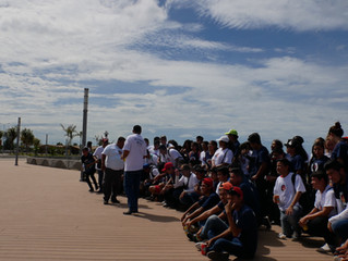 Beach clean Tapachula!