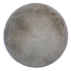 Round Textured Slab
