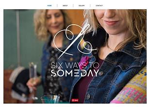 Six Ways To Someday
