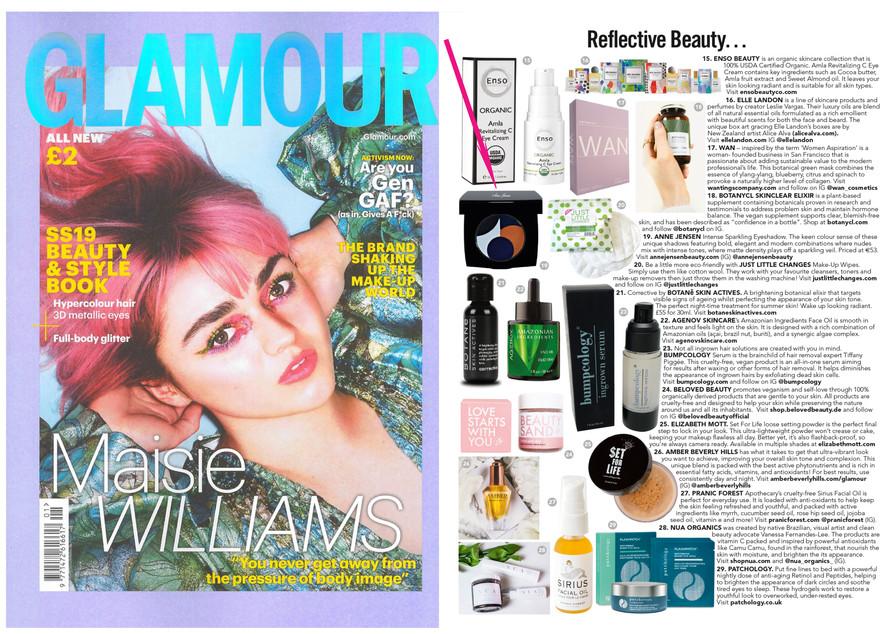 Glamour Marts 2019