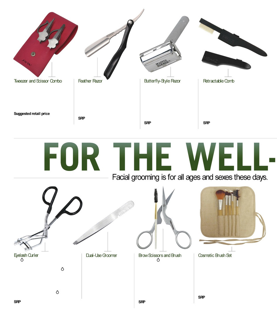 Beauty store buesiness Heart tweezer kit 2012 betweeen the US 50 best products