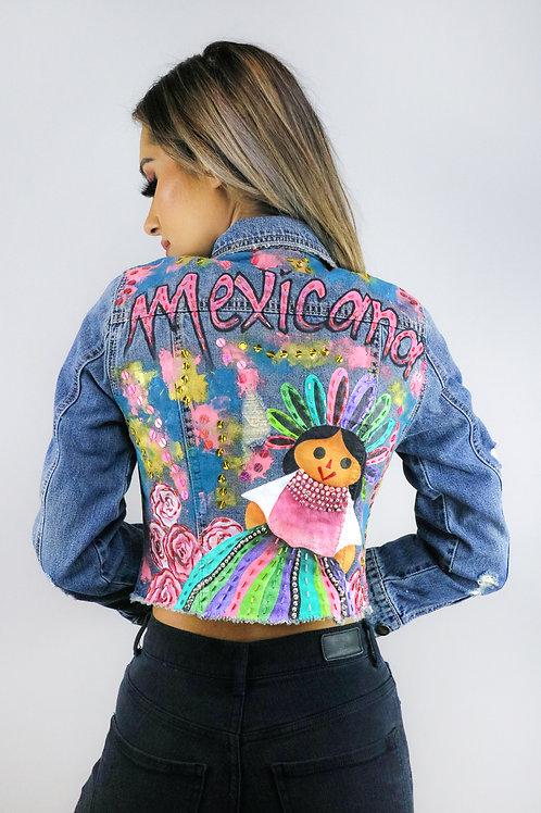 Mexicana muñeca