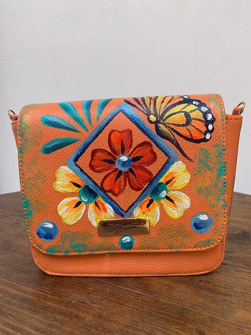 Chiquita flores mariposa