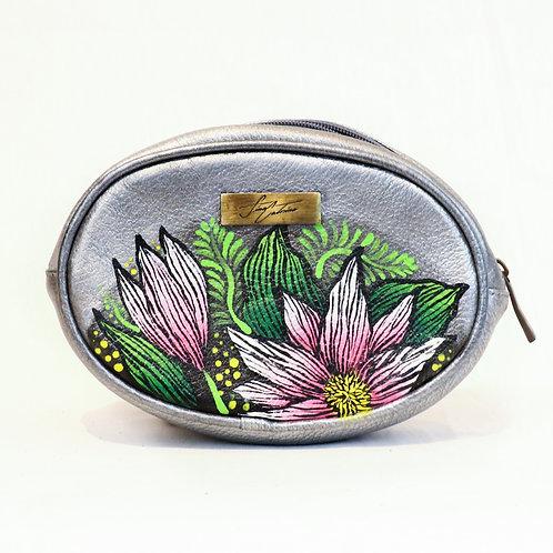 Flower belt bag