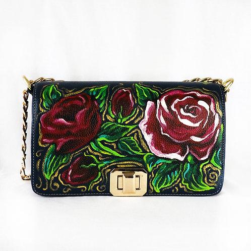 Violeta red roses
