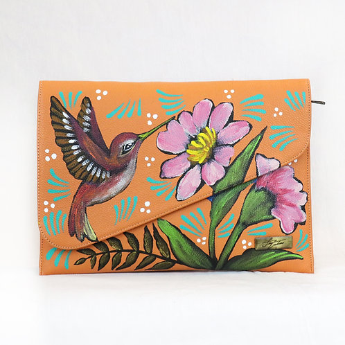 Sobre colibrí