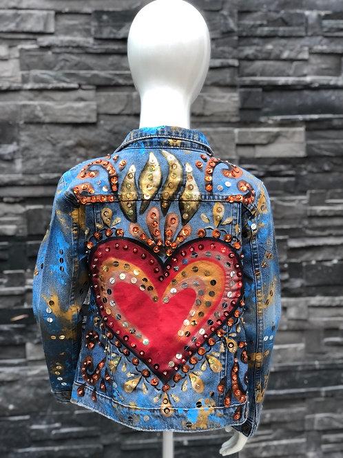 Corazón talla 10