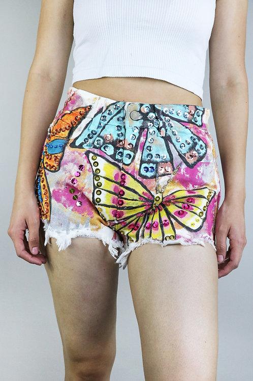 Short Mariposas