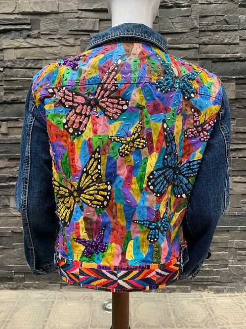 Mariposas colores