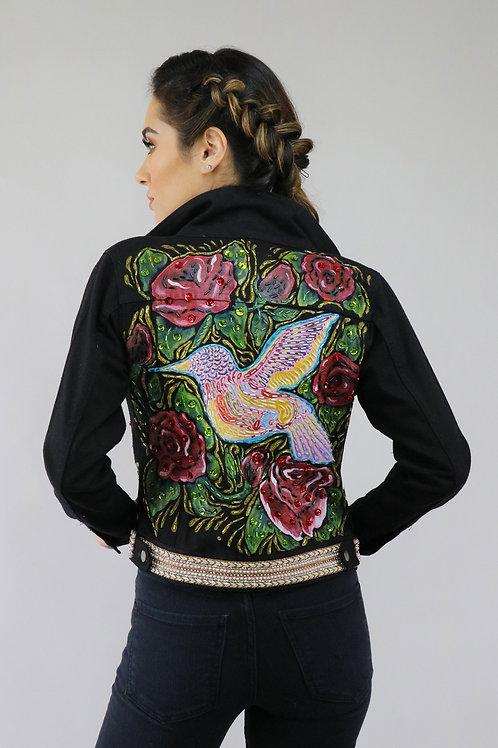 Rosas colibrí