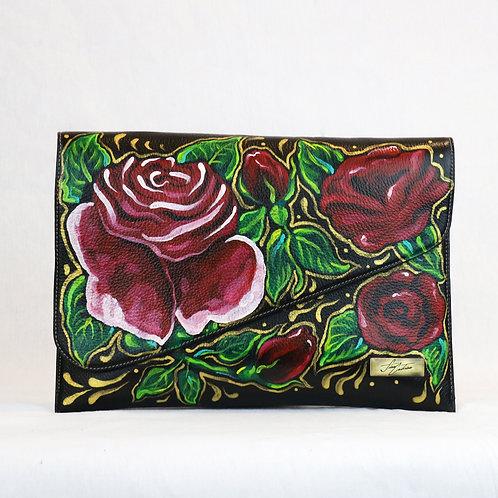 Sobre rosas