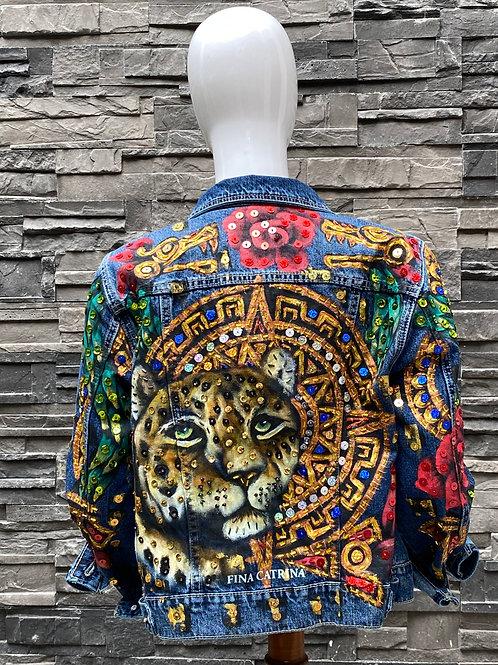 Jaguar prehispánico