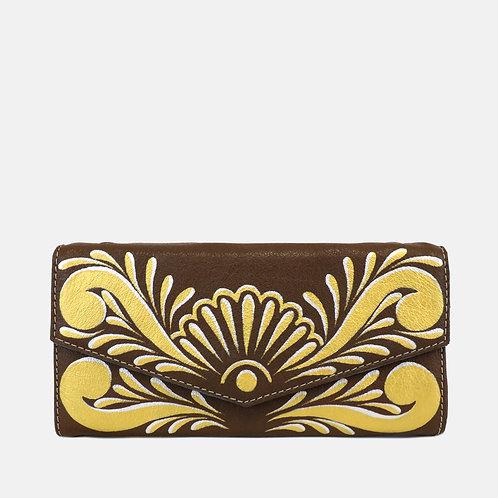 Wallet filigree